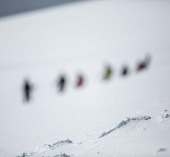 Skitouren Informationen