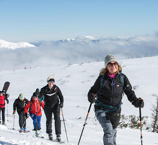 Skitour Schönleitenhaus