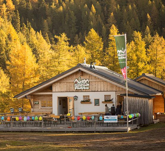 Almrauschhütte